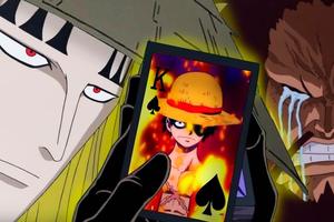 One Piece 987: Lộ những hình ảnh cho thấy Basil Hawkins đang hợp tác cùng Trafalgar Law