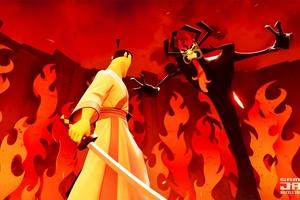Phim hoạt hình huyền thoại Samurai Jack chuyển thể thành game, chơi ngay trên Steam