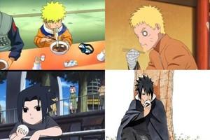 Naruto thay đổi thành bố Boruto, cả dàn nhẫn giả giờ cũng đã khác xưa rất nhiều