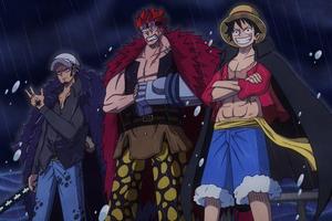 One Piece: Có vẻ như Luffy rất có duyên với Siêu Tân Tinh khi lại thêm một cái tên ngỏ ý làm đồng minh
