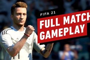 Toàn cảnh đồ họa và gameplay trận đấu trong FIFA 21