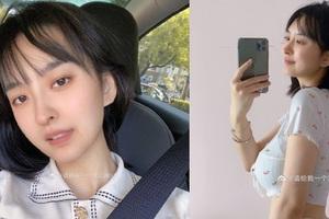 Hot girl mạng xã hội Trung Quốc lộ ảnh đời thực
