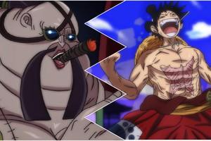 One Piece: Queen Bệnh Dịch, người