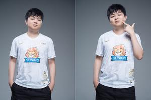 Suning tung bộ ảnh ra mắt áo đấu chính thức cho CKTG 2020, dân mạng Trung Quốc bình luận: 'Ông SofM lại cưa sừng làm nghé à?'