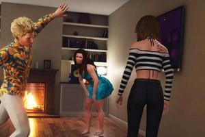 Xuất hiện tựa game đưa người chơi tham gia tiệc tùng, đốt lửa trại và cả