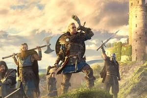 Lộ 14 phút gameplay của Assassin's Creed: Valhalla, game hành động nhập vai đỉnh nhất 2020