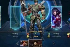 Tranh cãi trước những rò rỉ về gameplay đơn giản của LMHT: Tốc Chiến - Jarvan combo chỉ với một nút, Lee Sin bấm vào mắt là