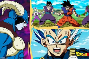Dragon Ball Super chap 65: Moro có thật sự bị đánh bại bởi Goku, liệu pha