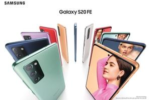 Samsung Galaxy S20 FE – Chiếc smartphone hội tụ các tính năng được yêu thích nhất để thu hút người tiêu dùng đến với trải nghiệm Galaxy S cao cấp