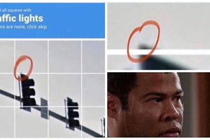 Xoắn não với 15 bài kiểm tra CAPTCHA để phân biệt người và robot của Google