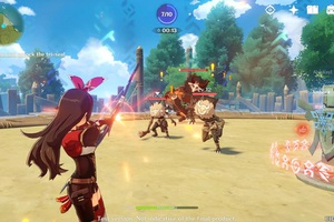 Hướng dẫn tải, cài đặt và chơi Genshin Impact, game miễn phí hot nhất hiện nay