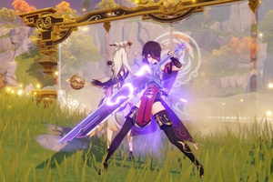 Genshin Impact - Tựa game thế giới mở đáng mong đợi nhất tháng 9 này là Co-op hay Solo?