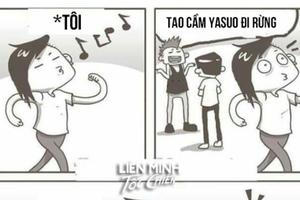 """Chết cười với bộ ảnh """"Những điều ức chế khi chơi game"""" cực chuẩn, Yasuo được nhắc tới đầu tiên"""