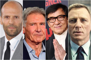 Top 10 diễn viên tự đóng các pha mạo hiểm, không cần diễn viên đóng thế