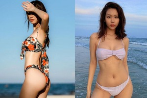 Top 3 hot girl Việt chuyên được
