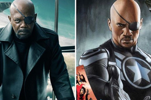 Top 5 lần truyện tranh Marvel lấy cảm hứng từ MCU, màu da của Nick Fury là 1 ví dụ