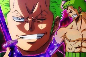 One Piece: Bạn có biết Zoro cầm trong tay Enma đang yếu hơn chính Zoro khi cầm thanh Thu Thuỷ?