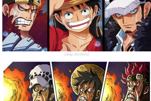One Piece: Cười