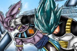 Spoil đầy đủ Dragon Ball Super chap 68: Vegeta theo Beerus học kỹ năng của Thần Hủy Diệt