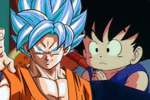 Dragon Ball: Goku và Vegeta đúng chuẩn chân lý