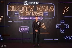 Độ Mixi xúc động cảm ơn người hâm mộ tại đêm Gala Nimo TV
