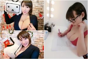 Bị trêu ghẹo vì vòng một quá to, nàng hot girl bỏ nghề, xóa thành tích học tập khủng, quyết nối nghiệp Yua Mikami