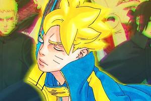 Boruto: Đã đến lúc thích hợp để Naruto