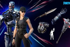 """""""Kẻ hủy diệt"""" Terminator góp mặt trong game Fortnite"""