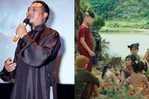 Đạo diễn phim Trạng Tí khiến dư luận phẫn nộ vì chỉ trích Thần Đồng Đất Việt 'dạy trẻ con trò khôn vặt'
