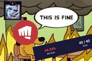 LMHT: Bất chấp tỷ lệ thắng