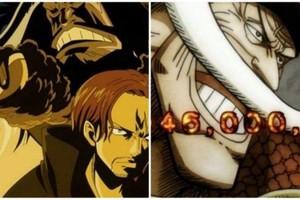 One Piece: Các Tứ Hoàng đáng sợ nhất khi nào? Riêng Kaido thì bản thân sự tồn tại của hắn đã đáng sợ rồi!