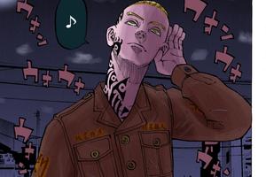 Spoil Tokyo Revengers chap 227: Terano một mình chấp 2, quá khứ của cậu bé dùng súng giết người lúc mới 5 tuổi