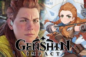 Game thủ Genshin Impact tìm mọi cách để xóa Aloy khi cho rằng đây là một sự