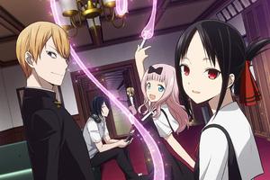 Kaguya-sama: Love Is War season 3 chốt lịch phát hành, Seiken Gakuin no Maken Tsukai được chuyển thể thành anime