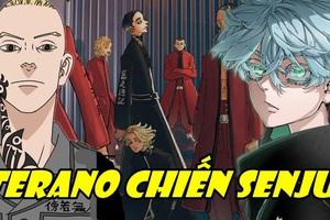 Spoil Tokyo Revengers chap 228: Terano điên loạn, san bằng tất cả và