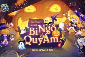 Tưng bừng ưu đãi cùng chuỗi sự kiện mừng Halloween của Thục Sơn Kỳ Hiệp Mobile: Chơi 1 được 3, toàn quà cực hiếm