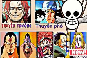 Fan One Piece chỉ ra 7 cái tên góp mặt trong