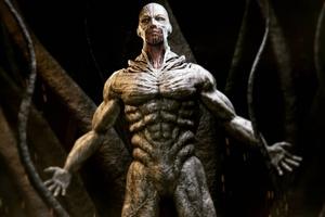 Titan Búa Chiến phiên bản 3D khiến fan Attack on Titan kinh hãi vì trông quá đáng sợ!