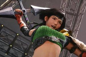 Game thủ xôn xao trước nhân vật xinh đẹp Yuffie trong bản DLC mới của Final Fantasy 7 Remake