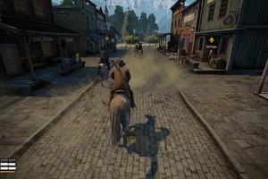 Chơi ngay game sinh tồn miền viễn Tây giống Red Dead Redemption, miễn phí 100%