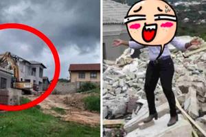 Vừa xây biệt thự tặng bạn gái, chàng trai bất ngờ bị