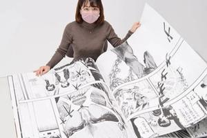 Manga Attack on Titan phát hành cuốn truyện tranh lớn nhất thế giới để kỉ niệm ngày kết thúc bộ truyện