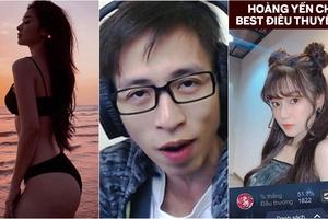 """ViruSs liên tục khen Hoàng Yến Chibi """"sexy sexy gợi cảm"""", girl 1 champ """"best Điêu Thuyền"""" lập tức phản hồi"""