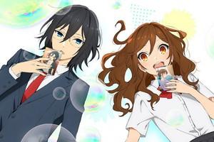 Horimiya: Anime