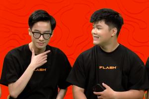 Thành viên Team Flash gây chú ý tại buổi fan meeting, fan nghi ngờ có sự