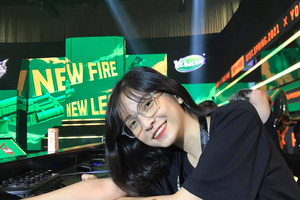 """Làm trọng tài FreeFire, nữ sinh viên năm 3 tiết lộ: từng bị """"tin tặc"""