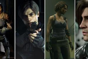 Anime chuyển thể từ game Resident Evil: Infinite Darkness có mối liên hệ bất ngờ với Resident Evil 4