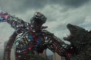Những vũ khí và tuyệt chiêu cực mạnh của MechaGodzilla đã được phô diễn trong Godzilla vs. Kong