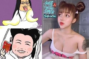 Mỹ nhân truyện Kim Dung trong mắt game thủ Việt: Cô Cô đùi gà là
