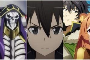 Nếu yêu thích thể loại Isekai thì đây là 10 bộ anime hay nhất mà bạn nên xem, đã thế còn toàn dính dáng tới game